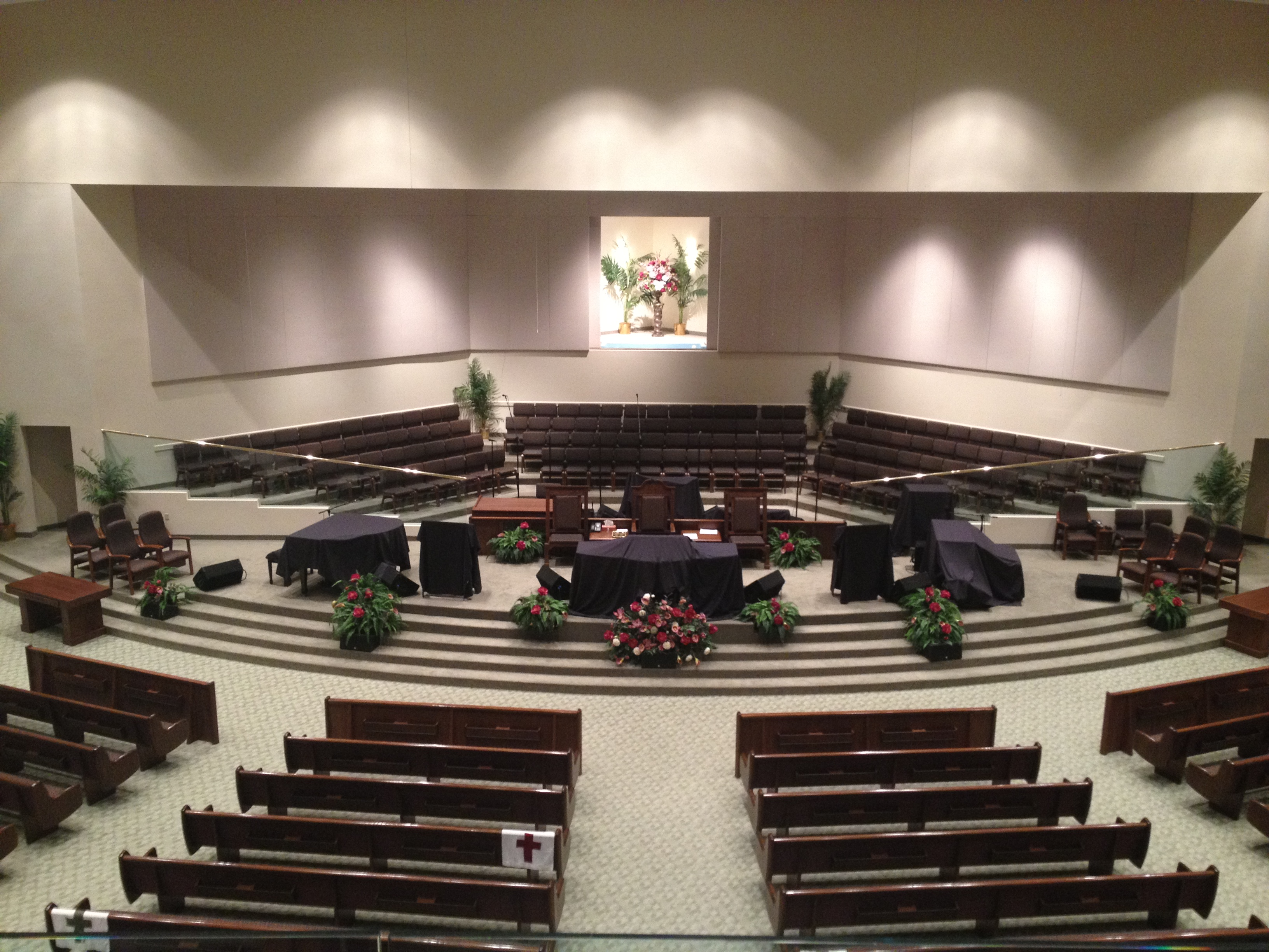 Cleveland Church of Christ & Knight Sound u0026 Lighting   Specialized Knowledge. Professional ... azcodes.com