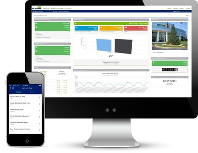 Leviton BMO Dashboard and App