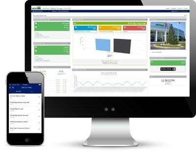 Leviton BMO Dashboard and App